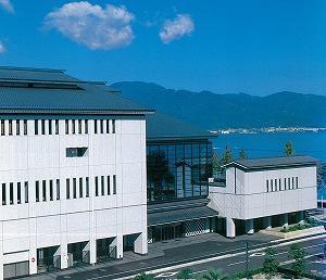 滋賀県立武道館