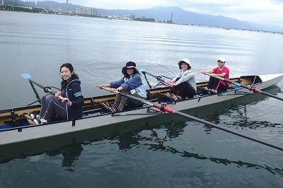 ボート教室写真1