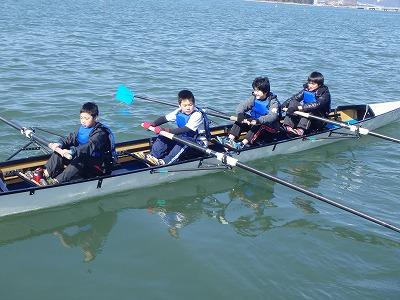 ボート教室写真2