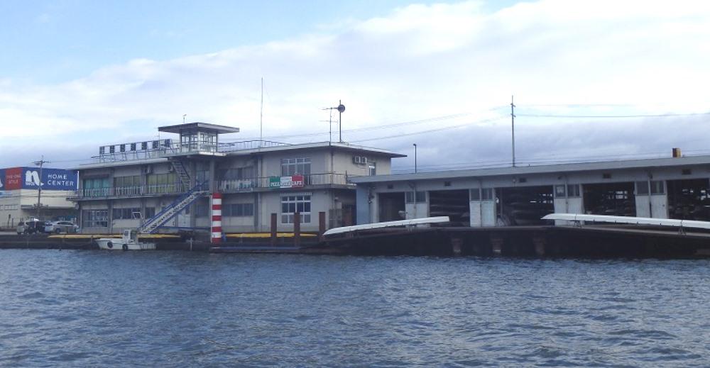 琵琶湖漕艇場1