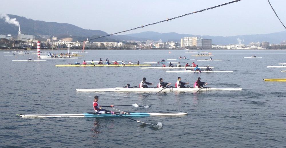琵琶湖漕艇場4