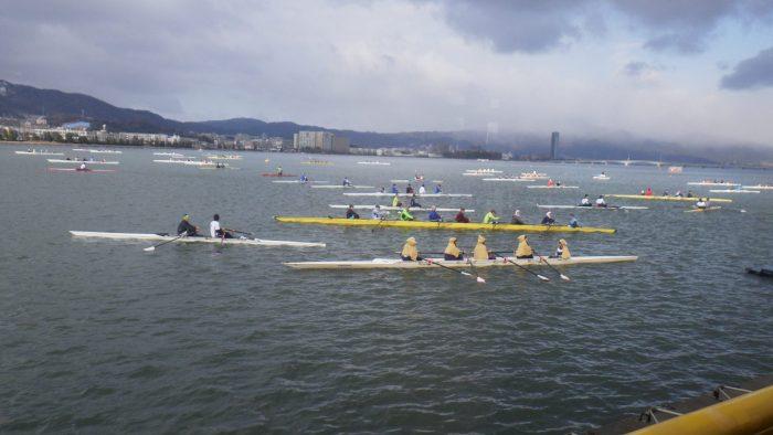新春初漕ぎ会の中止について