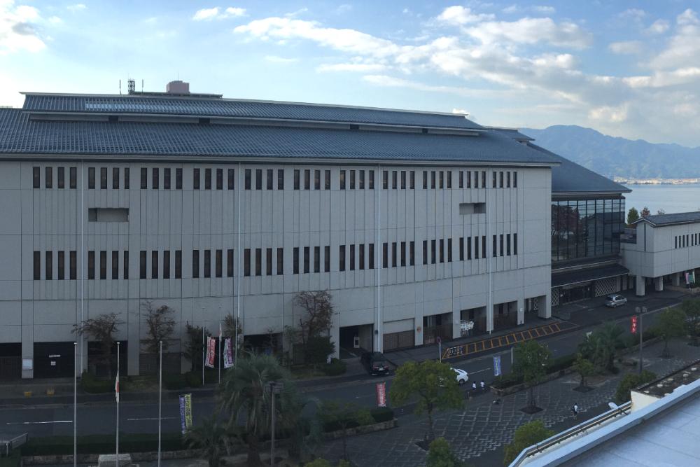 滋賀県立武道館1