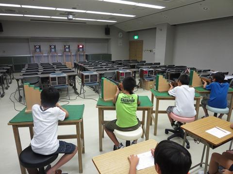 ビームライフル教室の写真