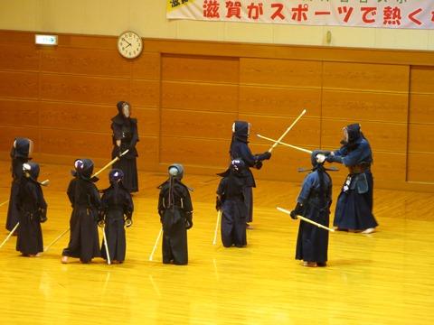 剣道教室の写真