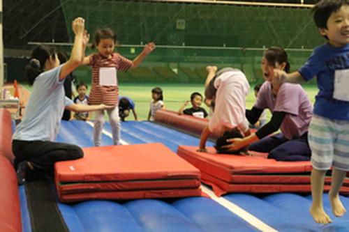 幼児体操教室