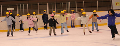 ジュニアスケート教室