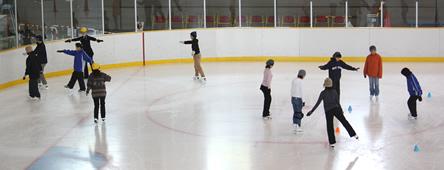 リフレッシュスケート教室
