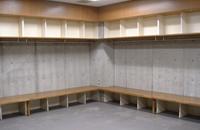 選手控室・4室