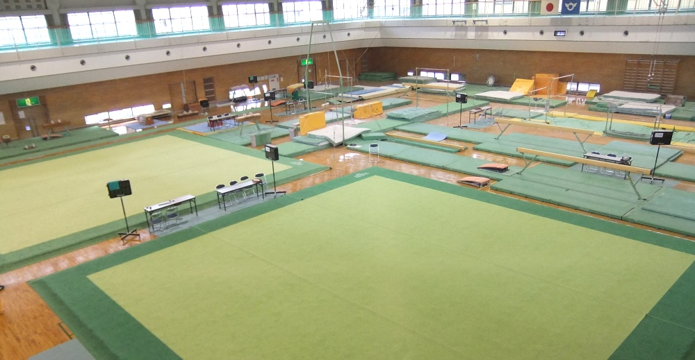 栗東体育館2