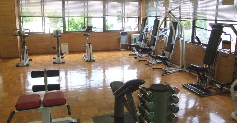 栗東市民体育館の画像