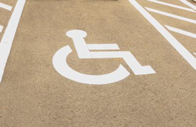 駐車場の障がい者駐車料金の免除について